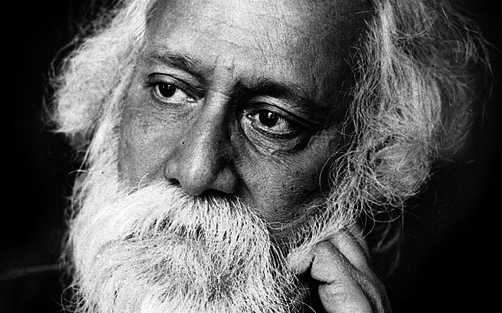 Rabindranath Tagore, Author of both Ghare Baire and Charulata