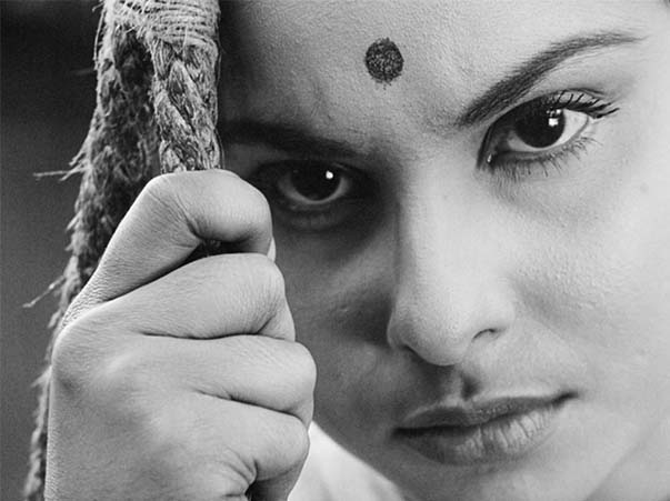 Madhabi Mukherjee as Charulata