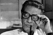 Satyajit Ray ©Nemai Ghosh