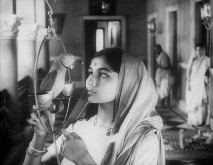 Doyamoyee, played by Sharmila Tagore