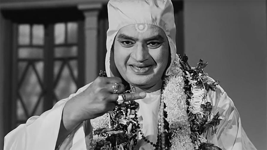 Birinchi Baba (Charuprakash Ghosh), Mahapurush