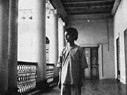 Young Rabindranath at Jorasanko ©Teknica