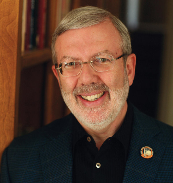 Leonard Maltin, photo by Rebecca Sapp