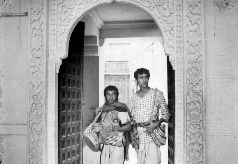 Bagha and Goopy ©Nemai Ghosh